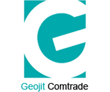 Branding for Geojit Comtrade by Red Panda Solutions