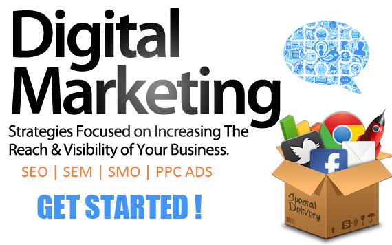Get Started with your Internet Marketing Campaign